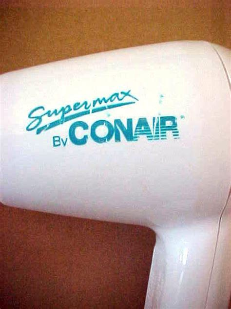 Conair Hair Dryer Voltage conair supermax max travel hair dryer dual voltage