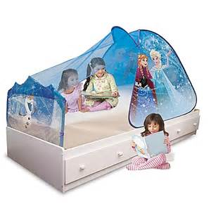 Frozen Bed Canopy Australia Disney 174 Quot Frozen Quot Sleep Away Bed Tent Buybuy Baby