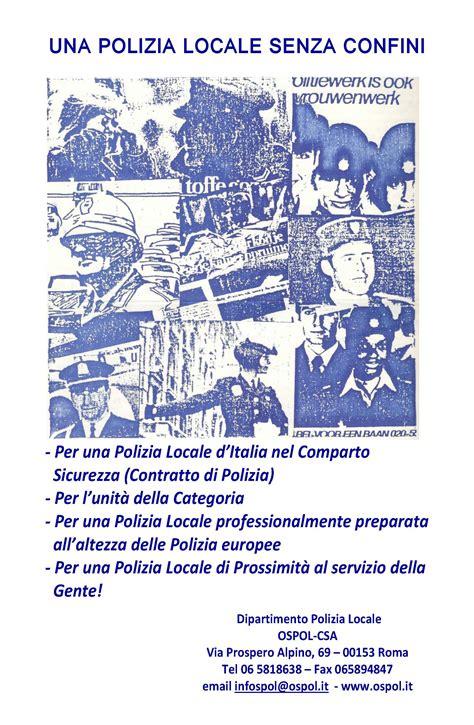 ufficio d igiene roma o s po l sito ufficiale organizzazione sindacale delle