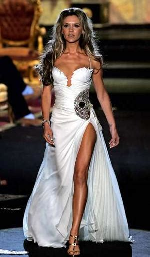 When Spice Gave Cavalli Their Costume Requirements by Posh On The Catwalk Fashion Entertainment Theage Au