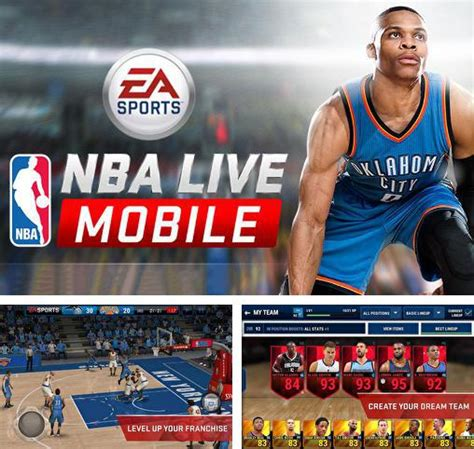nba live 10 apk basketball android apk basketball free for tablet and phone