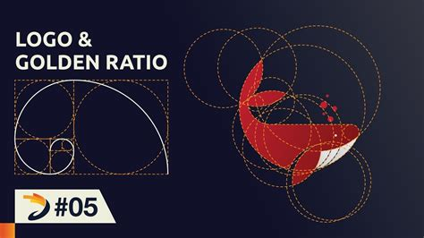 design logo with golden ratio adobe illustrator tutorial whale logo design with golden