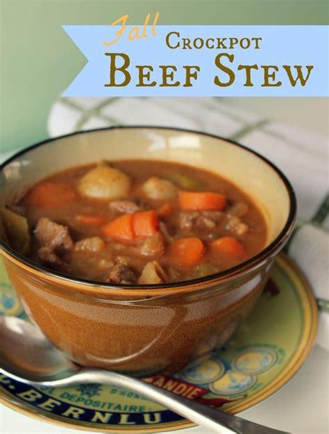 world s best beef stew recipe crockpot recipes for fall crockpot beef stews and stew