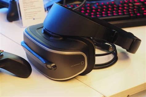 Headset Lenovo Intel Vr Headset To Be Released This Year Digital Bodies