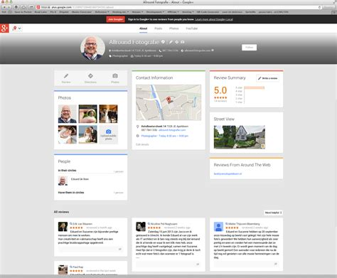 nieuwe layout twitter nieuwe layout van google reputatiecoaching