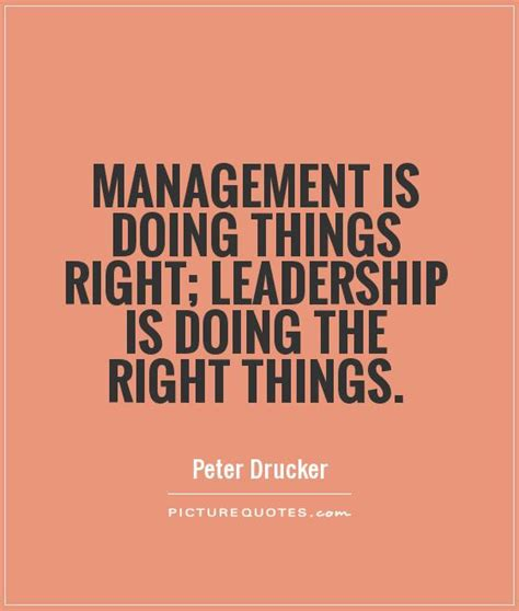 The Thing About Company by Management Quotes Quotesgram