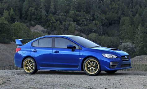 2015 Subaru Sti 2015 subaru wrx sti official images surface