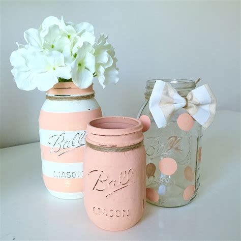 Jars For Baby Shower by Baby Shower Jar Decor Baby Shower Baby Boy