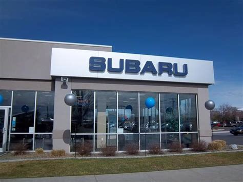 larry h miller subaru of boise car dealership in boise