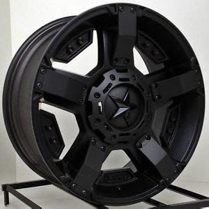 17 Inch Chevy Truck Wheels For Sale 17 Inch Black Wheels Rims Chevy Gmc Truck 2500 3500 8 Lug