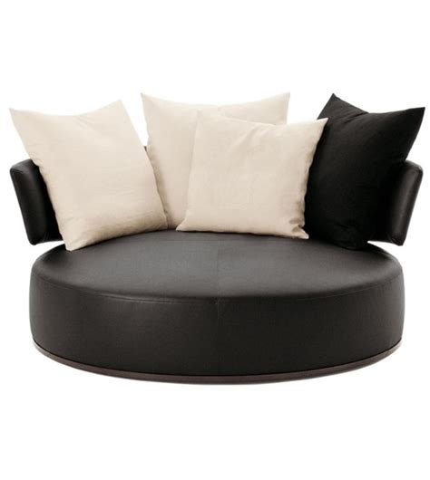 swivel loveseat sofa amoenus swivel sofa maxalto milia shop