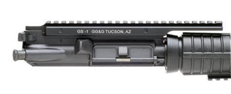 gs 1 optical rail mount ar 15 and m 16 scope mount|gg&g