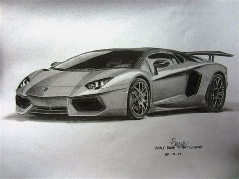 lamborghini aventador drawing my lamborghini aventador graphite drawing by vinjiro on