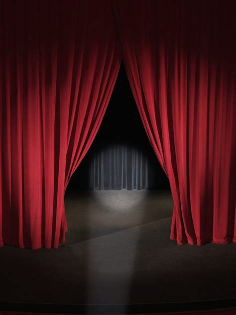 stage with curtains diy for open close stage curtains hunker