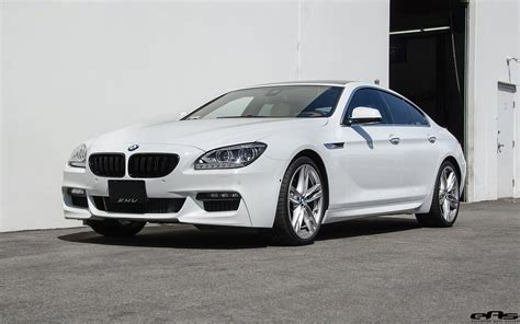 Bmw Alpine White by Alpine White Bmw 650i Gets Visual Updates