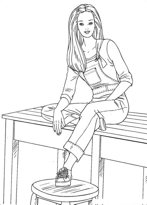 fashion coloring pages for adults img 11332 gianfreda net