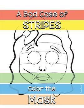all worksheets » a bad case of stripes worksheets