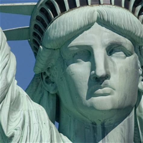 statue of liberty statue of liberty face