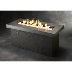 Outdoor Firepit Tables Outdoor Greatroom Key Largo Pit Table Pits At Hayneedle