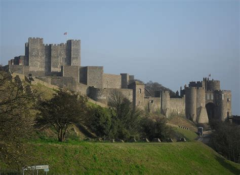 dover castle celtic britannia january 2012