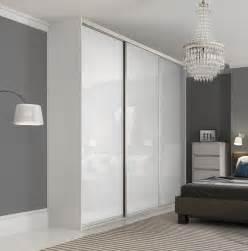sliding glass wardrobes premium midi single panel sliding wardrobe doors in