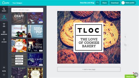 canva leaflet design 5 brilliant social media marketing tools to up your visual