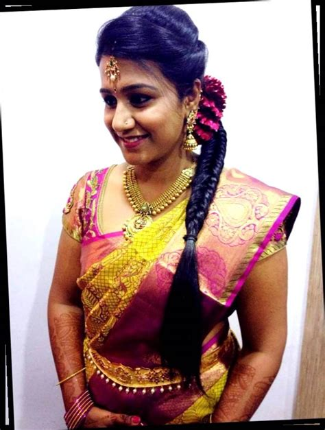 simple and easy hairstyles for indian wedding popular indian bridal hairstyle for wedding reception