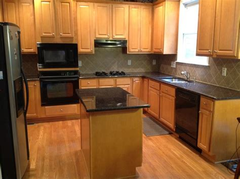 Brown Kitchen Countertops by Brown Countertops Traditional Kitchen Atlanta