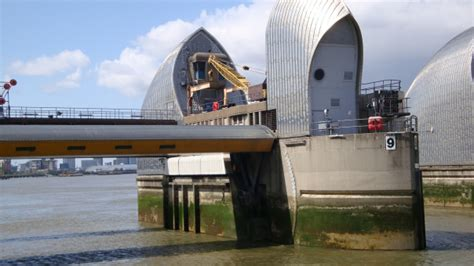 thames barrier tour thames barrier change here
