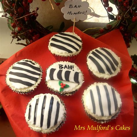 mrs mulford s cakes bah humbug cupcakes