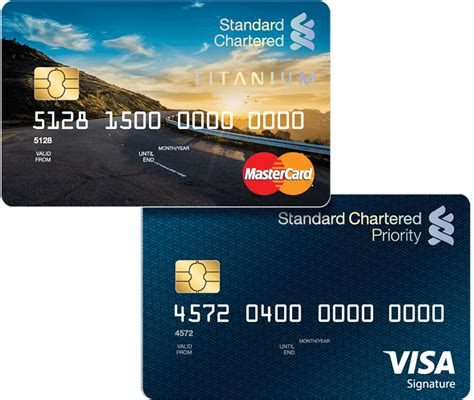 how to make standard chartered credit card payment standard chartered privileges