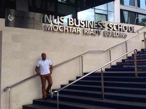 Nus Time Mba Duration by Time Mba