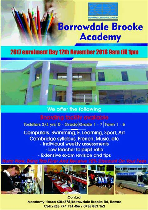 borrowdale brooke academy home facebook
