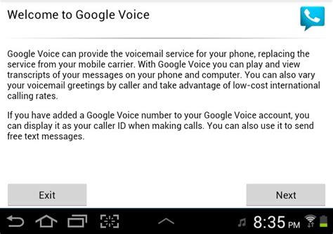 how to setup voice on android how to use voice with android tablets and media players