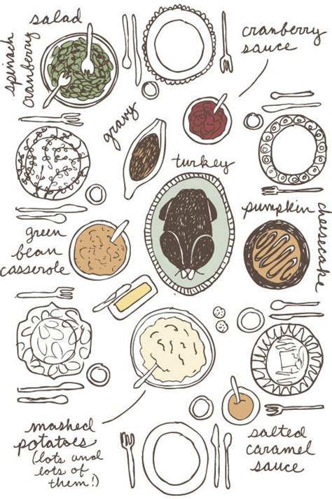 doodle name trisha 11 best images about food illustrated on