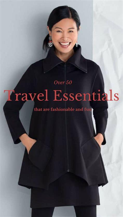 Fashion Wardrobe - how to rock an 50 travel wardrobe part 1 luxe