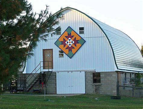 rock county barn quilts travel wisconsin