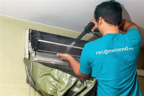 senarai harga servis aircond bagi lembah klang recommend