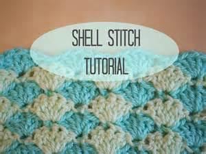 crochet shell stitch tutorial bella coco by sarah jayne