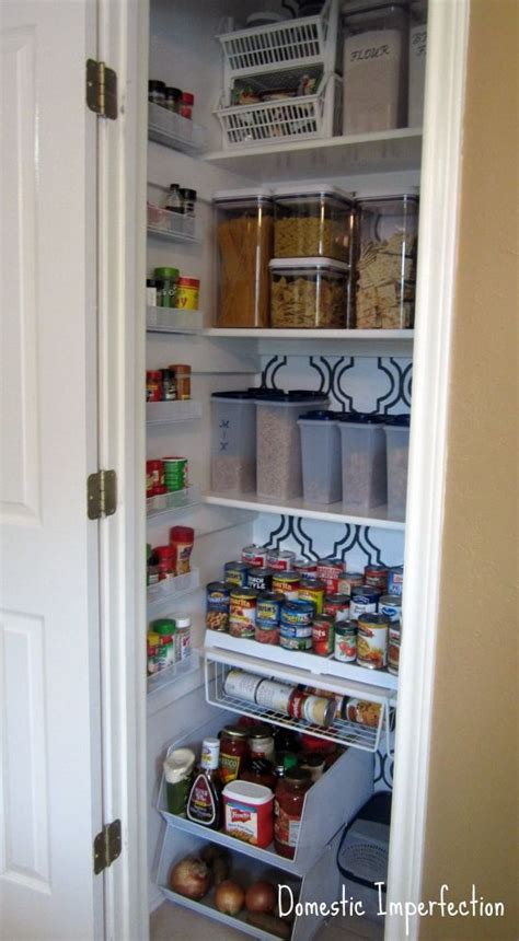 Organizing Small Pantry by Hometalk 21 Clever Pantry Storage Solutions