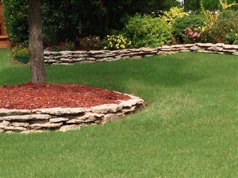 Landscape Edging Tulsa Edging For Beds