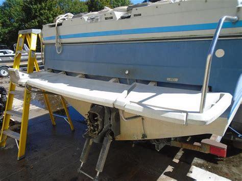 boat swim platform bayliner bayliner swim platform related keywords bayliner swim