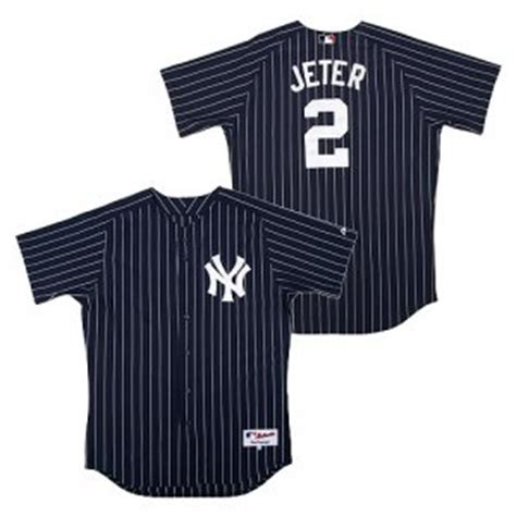 New York Number Search New York Yankees Derek Jeter Name Number Reversed Pinstripe Jersey