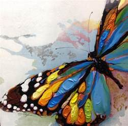 butterfly pictures to paint 17 best ideas about butterfly painting on
