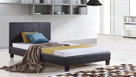 cheap king single bed frames cheap pu leather single bed frame on sale in sydney warehouse