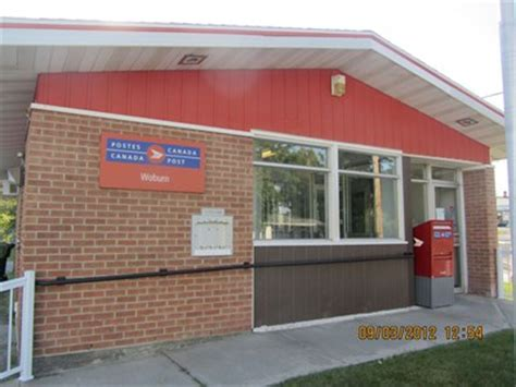 Woburn Post Office Hours by Woburn Post Office G0y 1r0 Canada Post Offices On