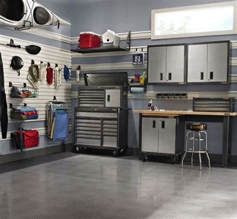 Garage Cabinet Systems Inspiration The Garage Inspiration For The Home