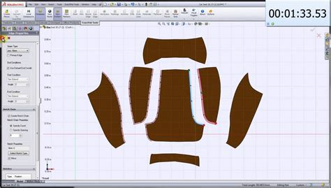 boat seat cover pattern car seat pattern engineering youtube