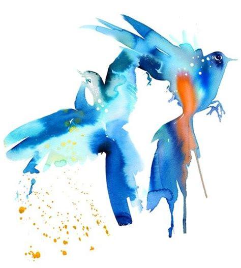 watercolor tattoo stockholm birds in flight pretty birds bird