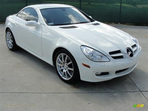 how things work cars 2006 mercedes benz slk class interior lighting 2006 mercedes benz slk 350 roadster in alabaster white 127159 jax sports cars cars for